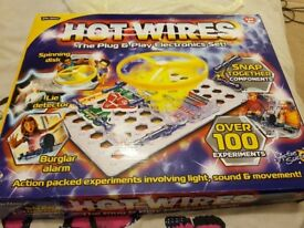 Hot wires by john Adam's