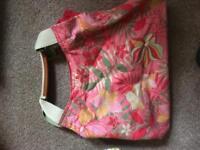 Two new attractive springtime handbags
