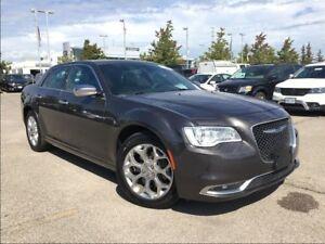 2017 Chrysler 300 C PLATINUM**ALL WHEEL DRIVE**SUNROOF**