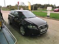 Audi A3 1.8 turbo S Line petrol Automatic 2007