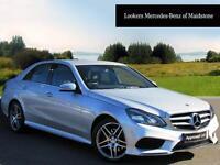 Mercedes-Benz E Class E220 CDI AMG SPORT (silver) 2014-11-27