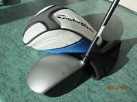 TAYLORMADE SLDR 460s DRIVER 10 degree, VERY GOOD CONDITION.