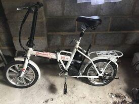 Electric folding Bicycle, Mr Jackie