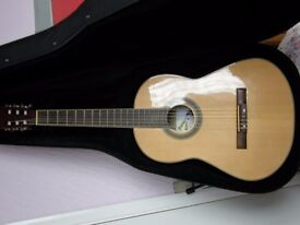 Moondog Nylon-string Electro-acoustic Guitar