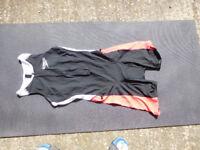 Speedo LZR Racer Triathlon Competition suit (one-piece) Size L 14/16 for sale