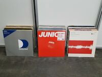 Collection of 109 House / Funky / Deep House Dance Music Vinyl Records 12 inch LP Collection.