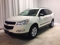 2011 Chevrolet Traverse 1LS, AWD, 8 Pass, only $18999  plus HST