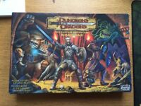 Dungeons and Dragons by Parker 2003 Unpunctured New