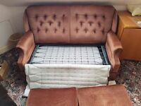 Sofa bed (double) good condition. Free!!