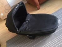 Quinny Foldable Carrycot - Black