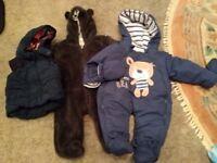 Huge baby boy 0-3 month bundle