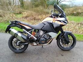 KTM 1050 Adventure (Nov 2015), HPI Clear, 16004 mls, 8 months warranty, New Tyres, FSH.