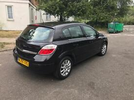 2006 Vauxhall Astra Elite 1.8 Petrol Black