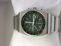 Omega Speedmaster 125 automatic chronometer chronograph wristwatch - 1973 - Limited Edition