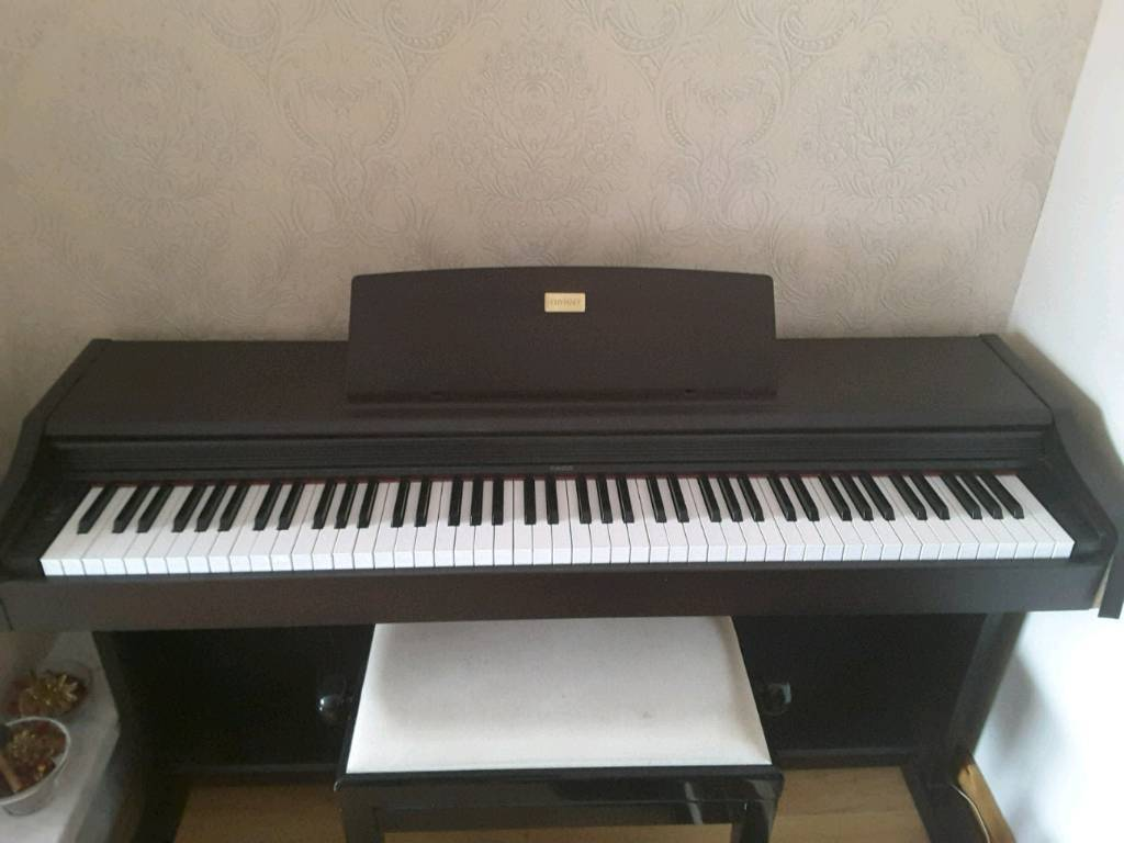 casio celviano electric piano in lisburn county antrim gumtree. Black Bedroom Furniture Sets. Home Design Ideas
