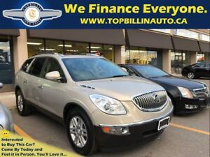 2009 Buick Enclave LEATHER, SUNROOF