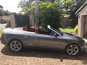 2013 Audi A5 Convertible Merrimac Gold Coast City Preview