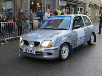 1.0L Corsa /Micra /Saxo /Peugeot 106 or Similar 1.0L Car wanted for Son to take up Rallying.