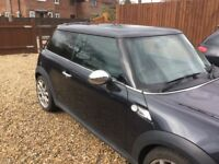 For Sale Black Mini Cooper S
