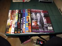 COUNTRY MUSIC PEOPLE MAGAZINES 51 ISSUES