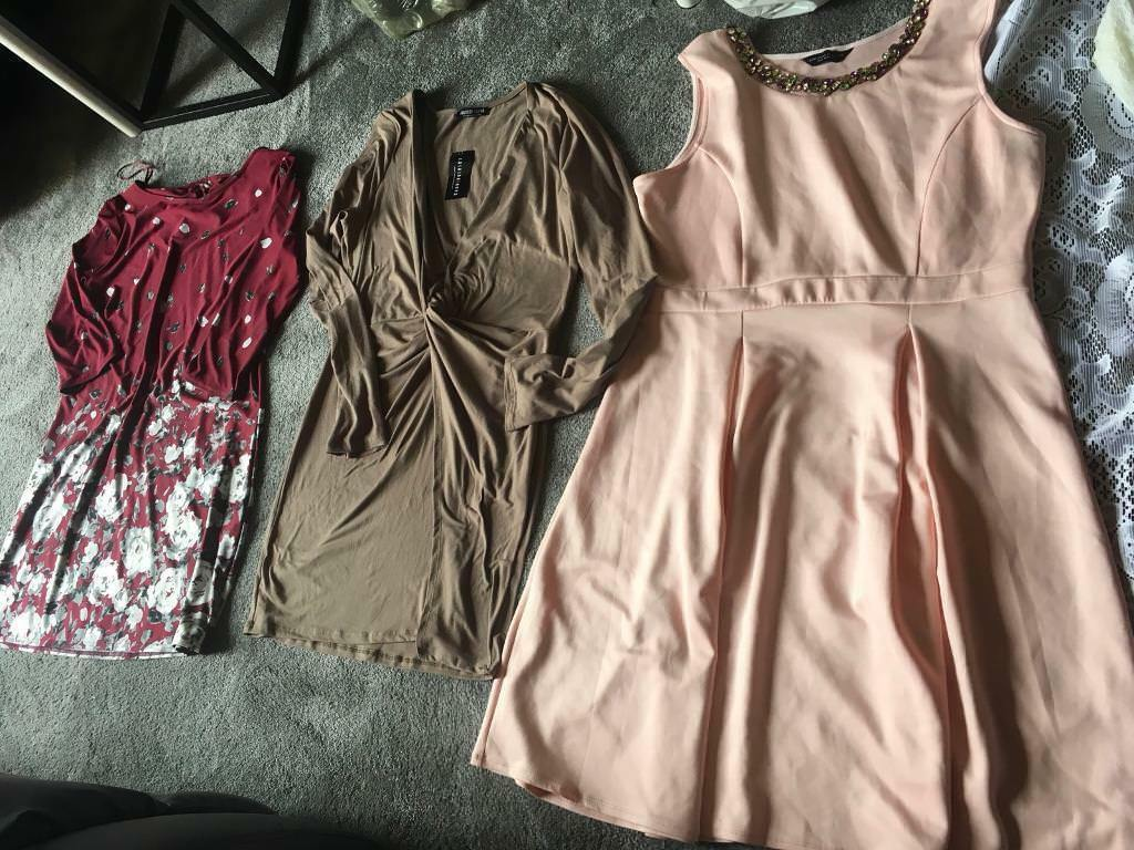 9d455b75868 Bundle ladies clothes size 16-18 new  used 10 items £20