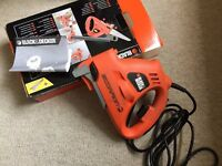 Black and Decker Scorpion Powered Handsaw