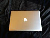 "Macbook Pro 15"" Quad Core i7 8GB/16GB RAM 500GB HDD/1TB SSHD *CAN DELIVER* (+ADOBE/FINALCUT/LOGIC)"