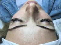 Extension eyelashes 😍
