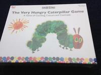 Hungry caterpillar game and jigsaw puzzle