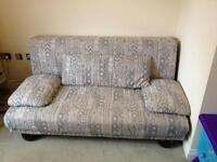 King size sofa bed which easily pulls out