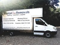 Man and Van Service- House/Office Removals / Clearance / Single Item Drops
