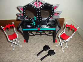 Monster High Playsets x 2
