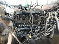FORD TRANSIT 2.2 LTR ENGINE & GEARBOX