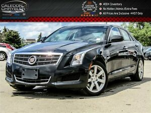 2014 Cadillac ATS AWD|Bluetooth|Leather|Heated Front Seats|Keyle