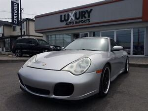 2004 Porsche 911 Carrera 4S-6SPEED-ONLY 56K