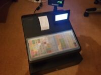 Used Cash register. Sharp XE-A217 Full working order. £80