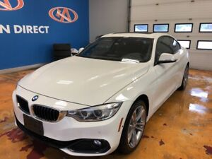 2015 BMW 428 i xDrive NAVI/ SUNROOF/ HEATED LEATHER