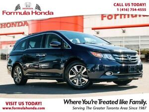 2016 Honda Odyssey TOURING | NAVIGATION | FULLY LOADED!