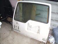Landrover Discovery 1 rear door