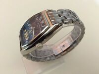 New Franck Muller Tourbillon automatic Open work back watch