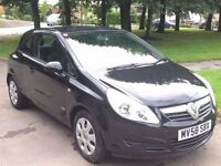 VAUXHALL CORSA 1.3 CDTI ECOFLEX,HPI CLEAR,�30 ROAD TAX,2 OWNER,2 KEY,AA MECHANICAL REPOT,A/C,FULL SH