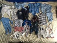 0-3 Baby boy clothes