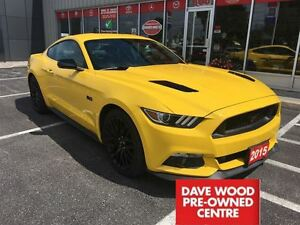 2015 Ford Mustang GT Premium, Performance package, nav