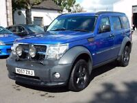 2007 dodge nitro 2.7 diesel with only 64000 miles, motd jan 2018 TIDY JEEP ALL CARDS WELCOME