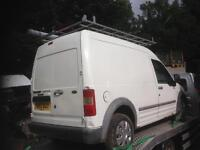 Ford transit connect van lwb 1.8 tddi breaking