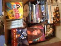 Bollywood DVDs For Sale - Films and Songs - **Only £20**