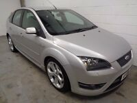 FORD FOCUS ST2 2008/08, ONLY 43000 MILES, LONG MOT+HISTORY, FINANCE AVAILABLE, WARRANTY