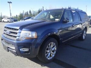 2015 Ford Expedition Max Limited 4x4 Leather Sunroof