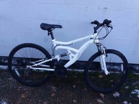 Large frame mountain bike ** i can deliver**