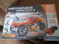 Mechano: mechanics laboratory by science museum